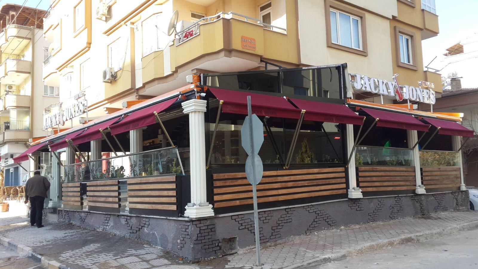 Edirne Pergole